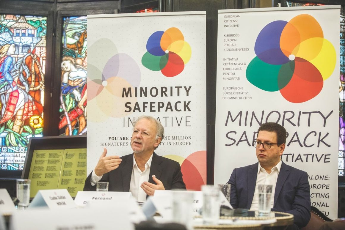 UN recommendations on minority education include the Minority SafePack