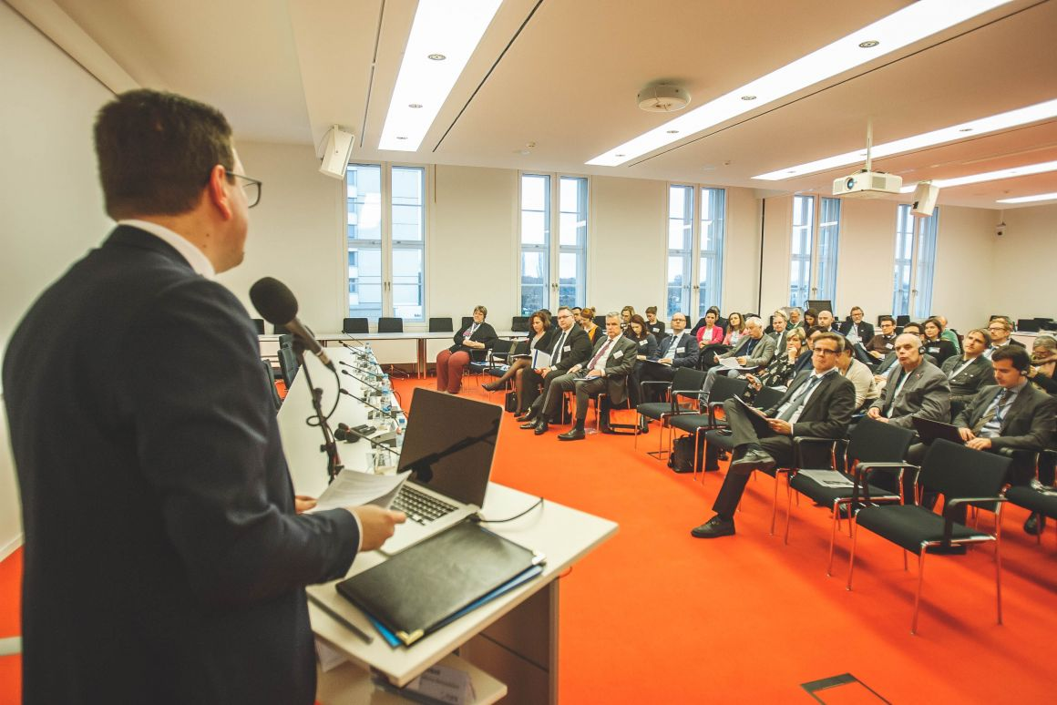 Brain drain and the movement of workforce were the topics of the Forum of the Regions in Potsdam