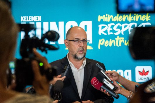 RMDSZ presidential candidate pledges outspoken campaign