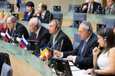 Vice-President László Borbély attended the Meeting of the Chairpersons of the Committees on Foreign Affairs of  EU Parliaments
