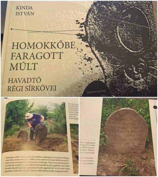 History carved in sandstones: preservation of old tombstones in Havadtő