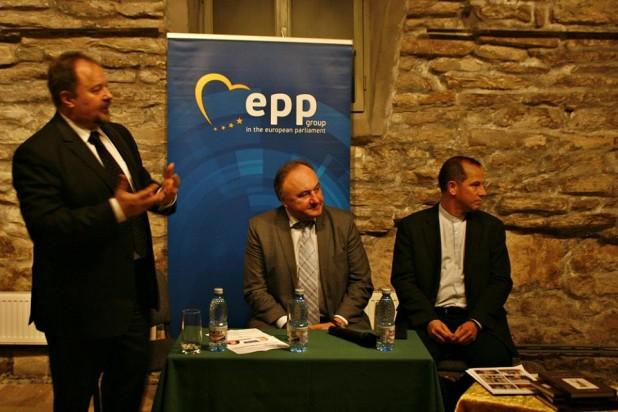 Csaba Sógor and Pál Csáky on the future of Europe